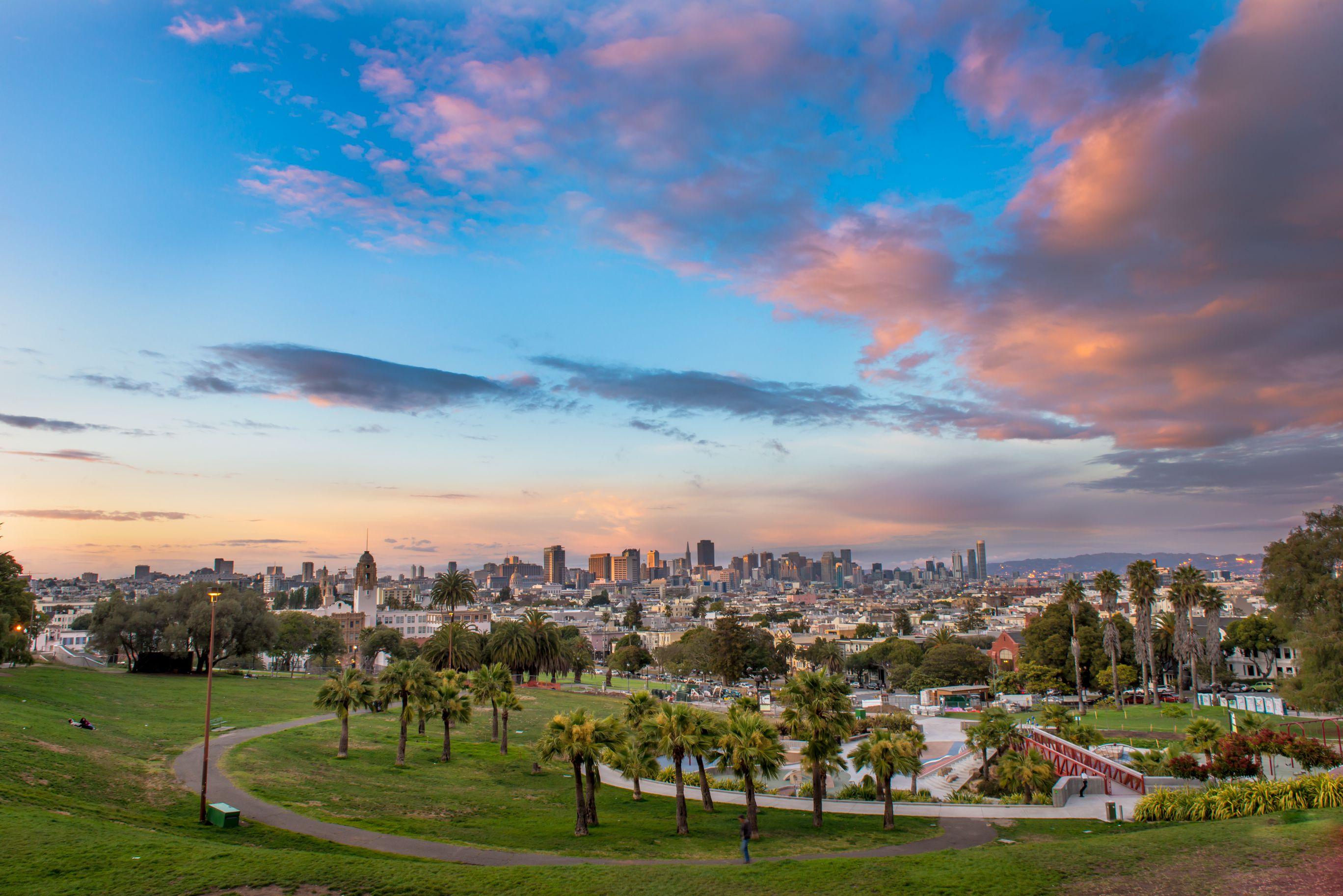 Usa Auto Insurance >> San Francisco's Beloved Mission Dolores Park
