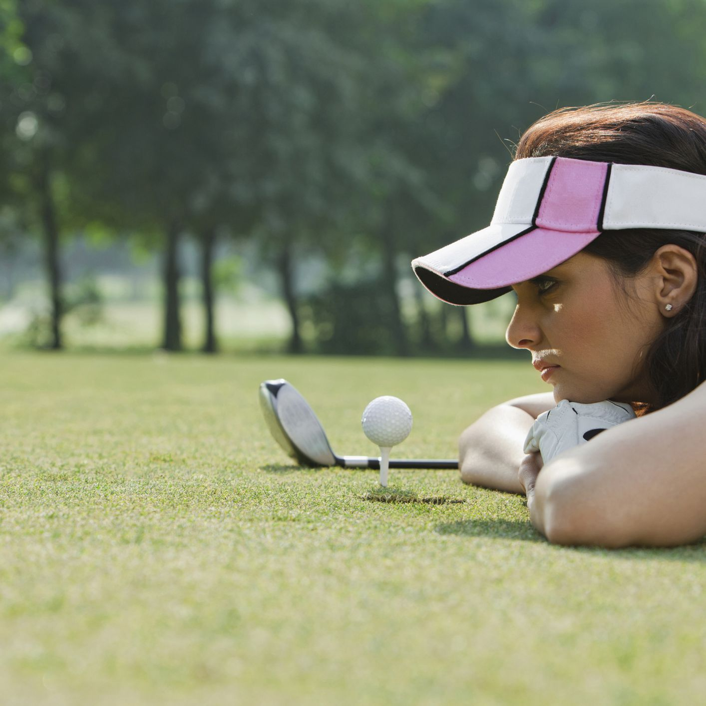 Cindy Reid Golf For Ladies Only (Tutorial GOLF DVD for Women)