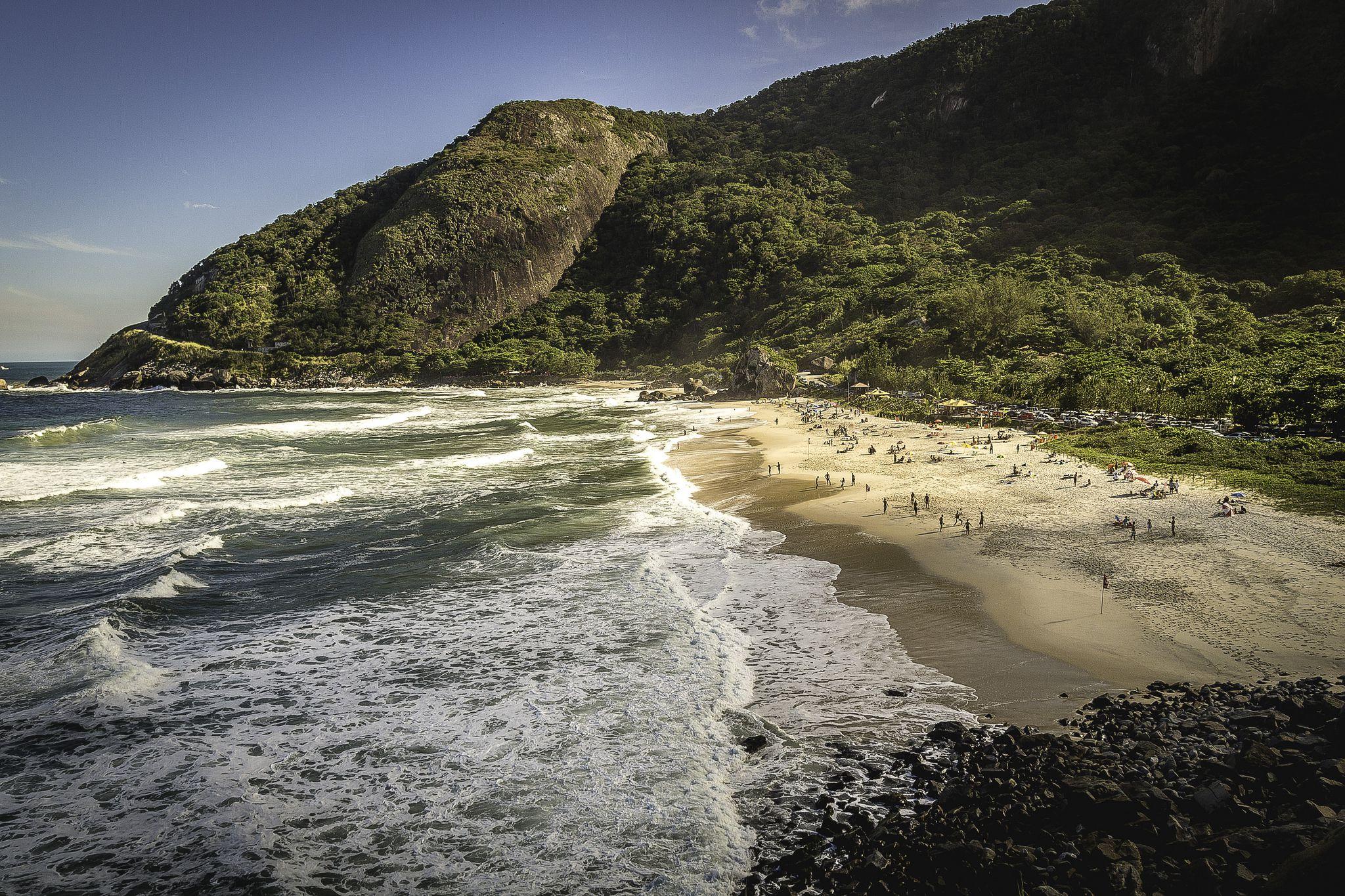 Most beautiful beaches of Rio de Janeiro