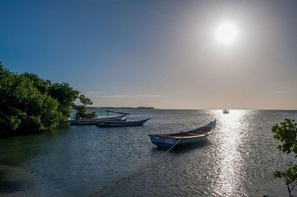 El Guamache Bay, Margarita Island, Vanezuela