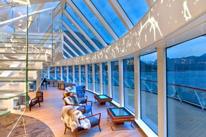 Viking Sky Explorers Lounge