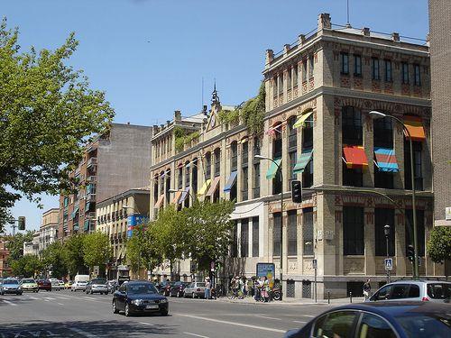 Casa Encendida in Madrid