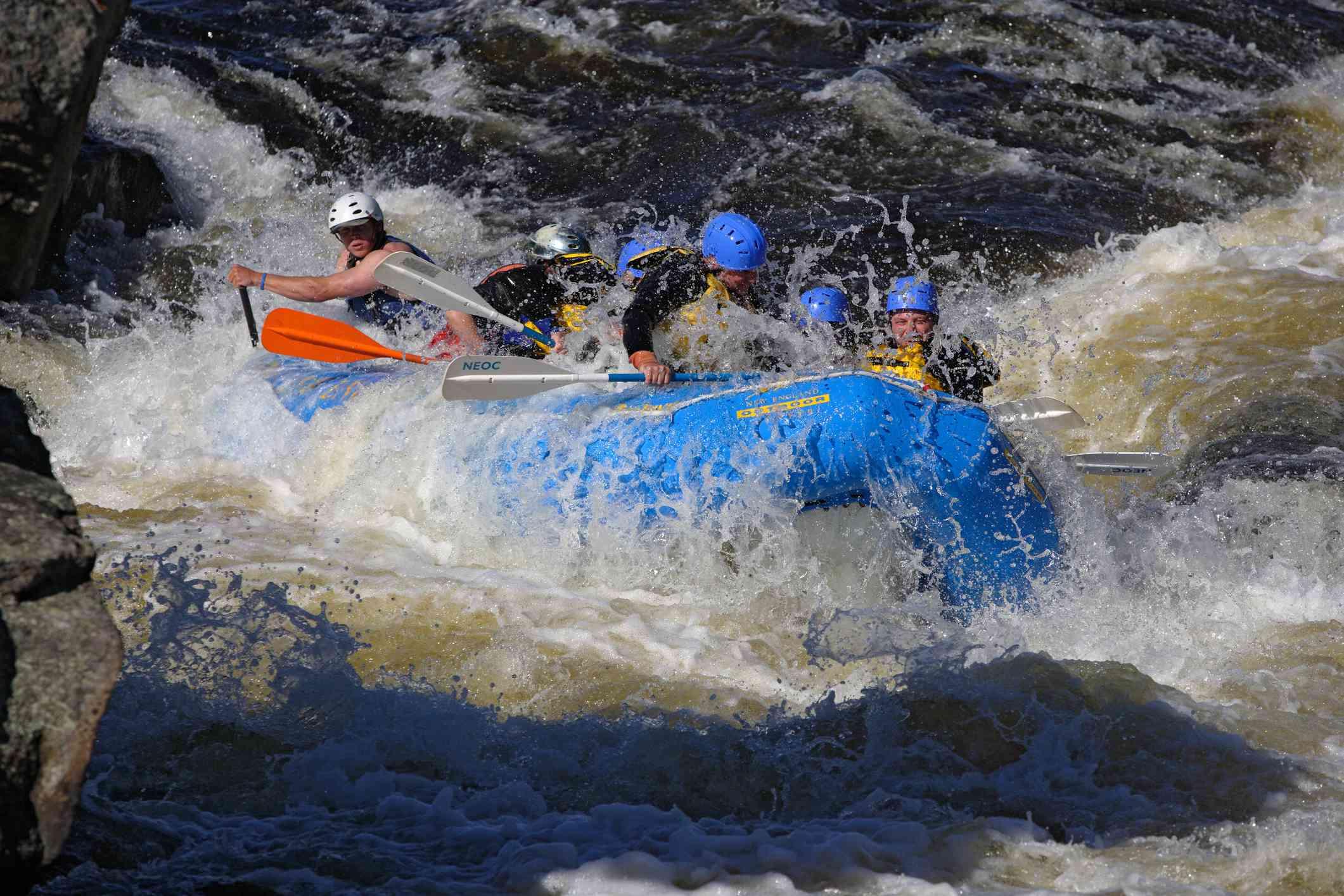 Rating, Penobscot River