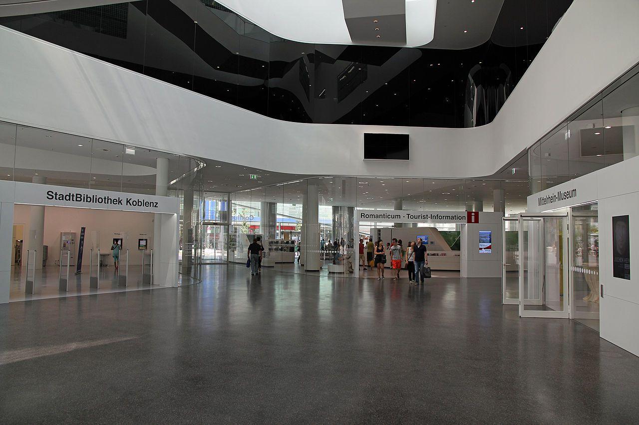 Koblenz Forum Confluentes