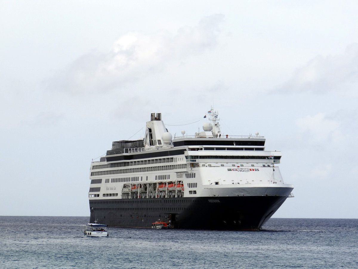 Crucero Holland America Veendam