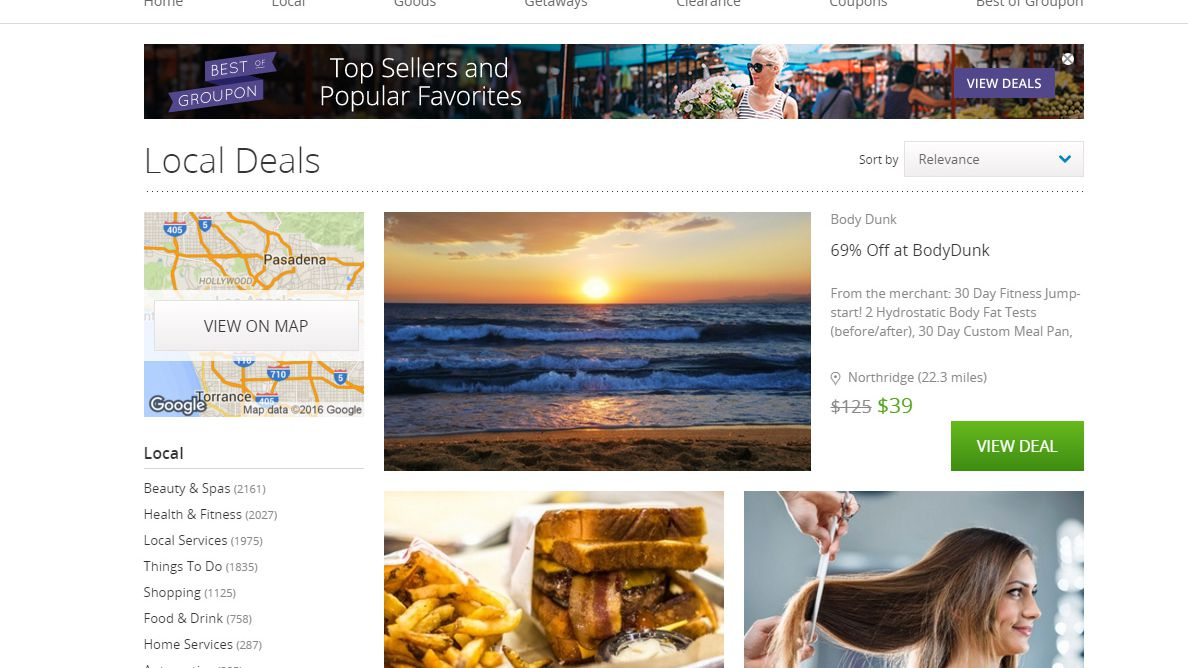 LA Restaurant Coupons and Discount Programs
