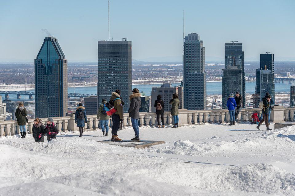 Resultado de imagem para trip to montreal in the winter