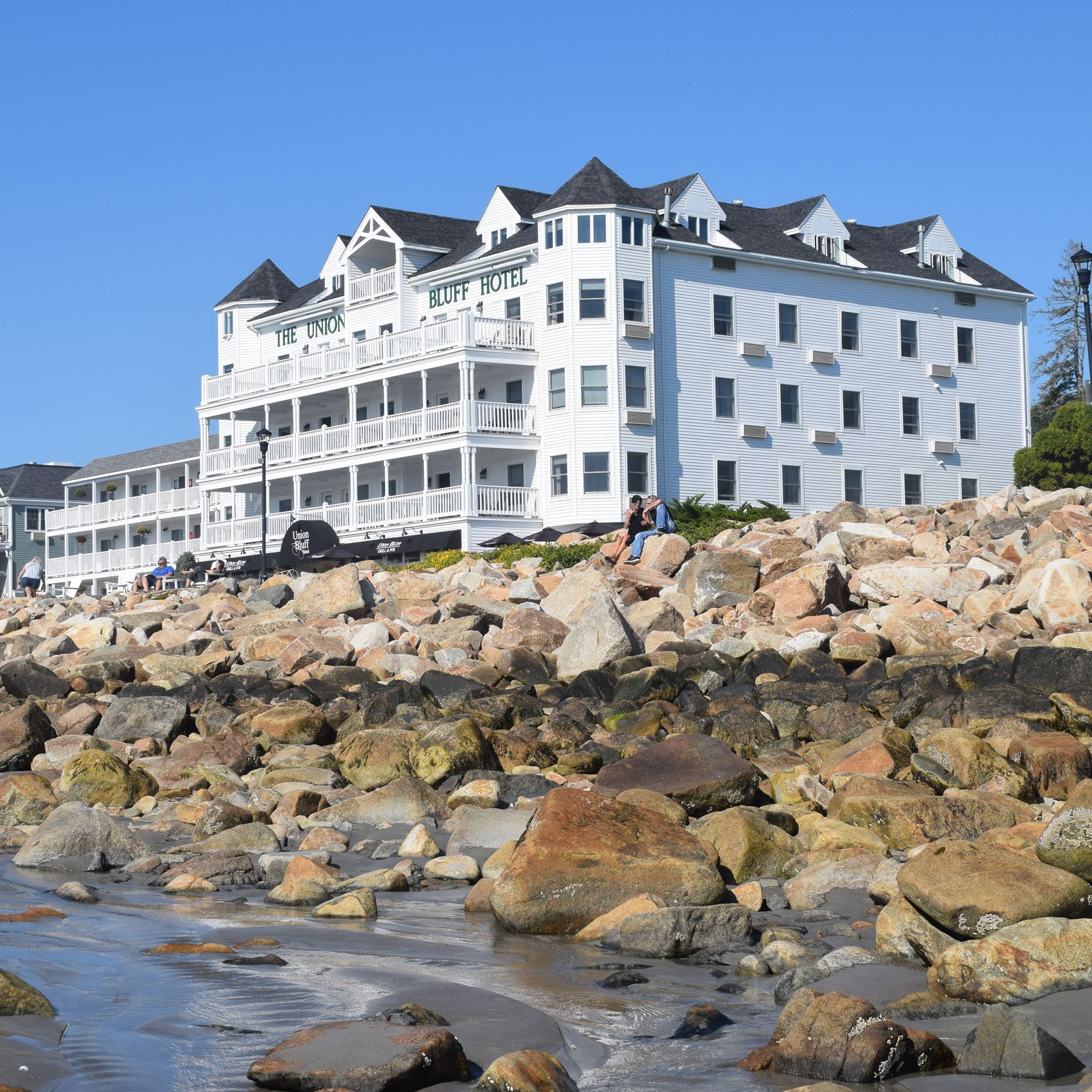 The 8 Best Hotels on the Maine Coast