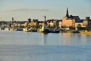 Waterford City during the daytime, Republic of Ireland