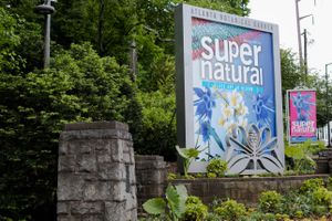 Atlanta Botanical Gardens, Georgia