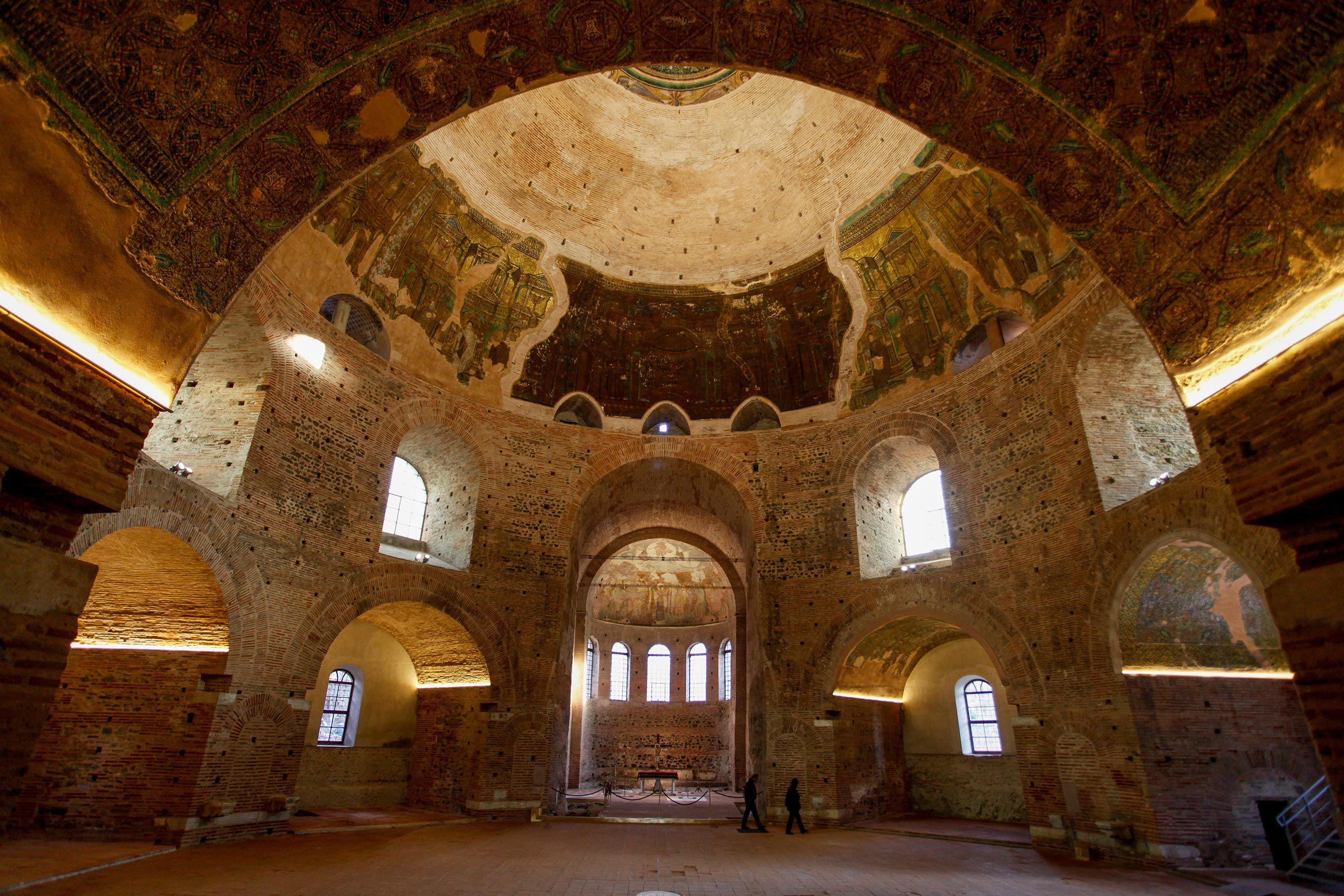 La Rotonda romana en Salónica