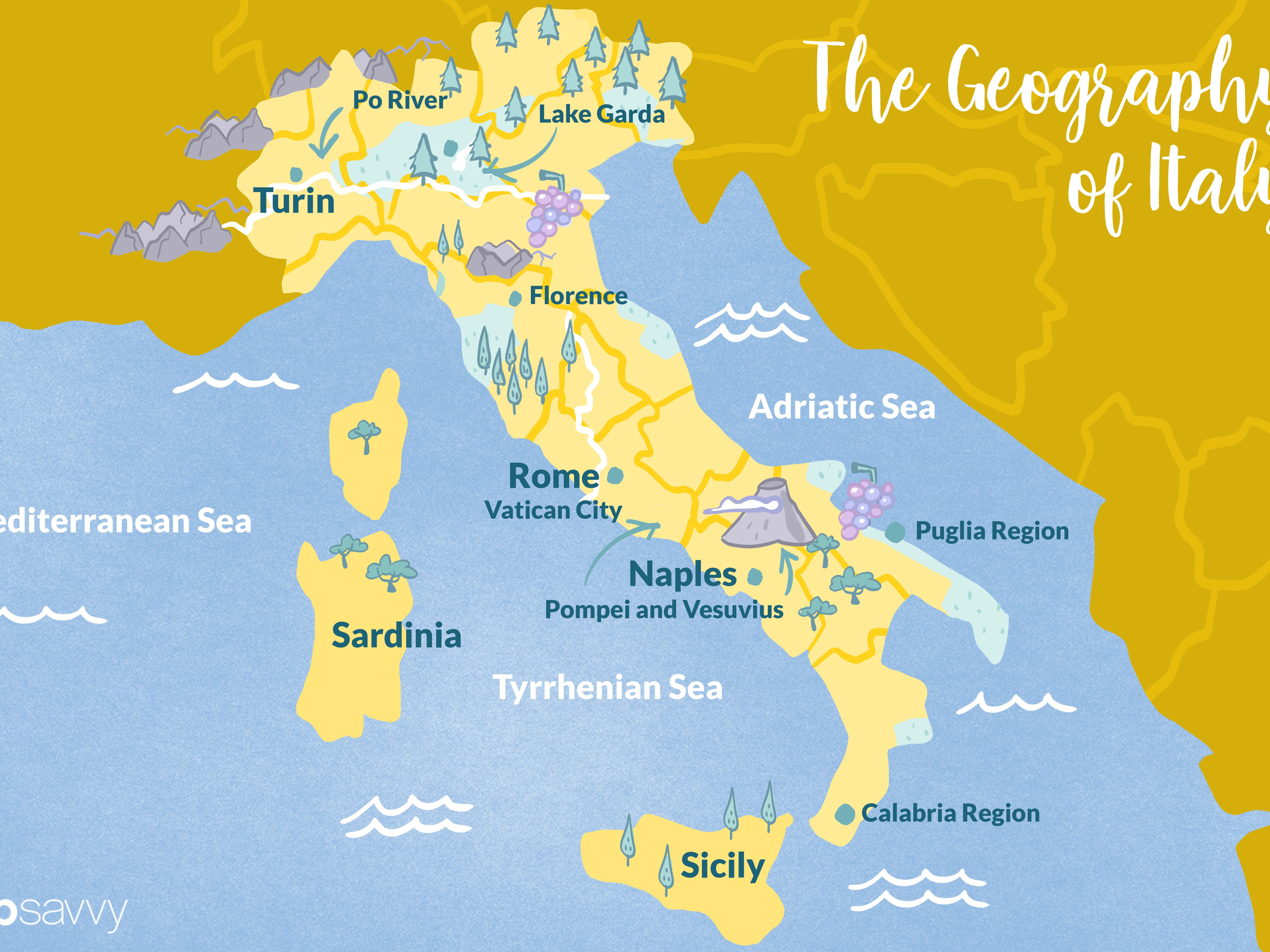The Geography of Italy: Map and Geographical Facts on geographical map of macedonia, geographical map of malaysia, geographical map of madrid, geographical map of south central asia, geographical map of bahamas, geographical map of the former soviet union, timeline of southern europe, geographical map of tuscany, physical characteristics of europe, geographical map of western us, geographical map of united states, geographical map of papua new guinea, physical features of europe, geographical map of luxembourg, geographical map of balkans, geographical map of eastern asia, blank topographic map of europe, geographical map of japan, geographical map of belarus, map of northern europe,