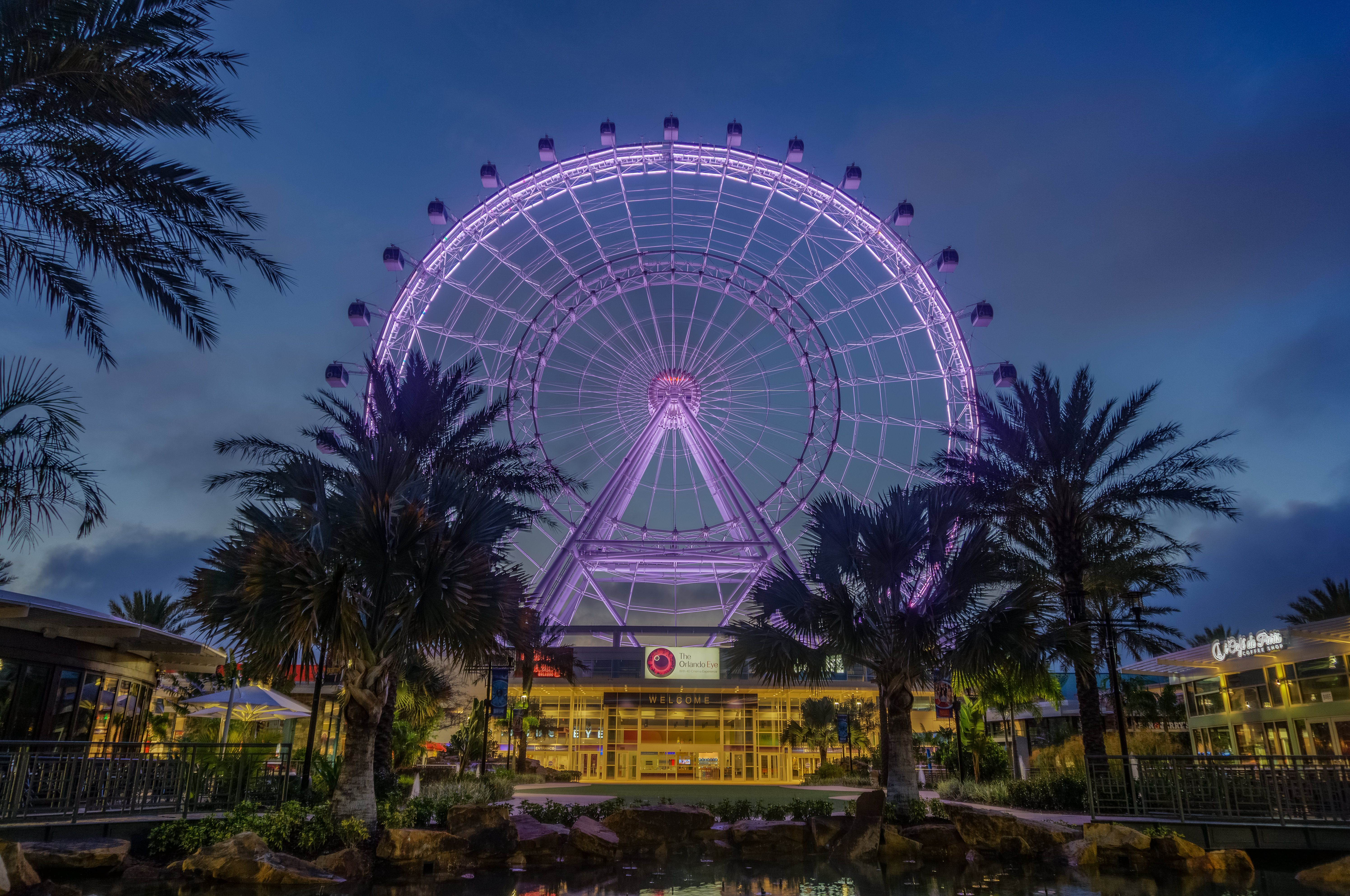 World's 13 Tallest Observation Wheels