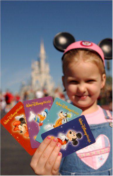 Disney World Tickets