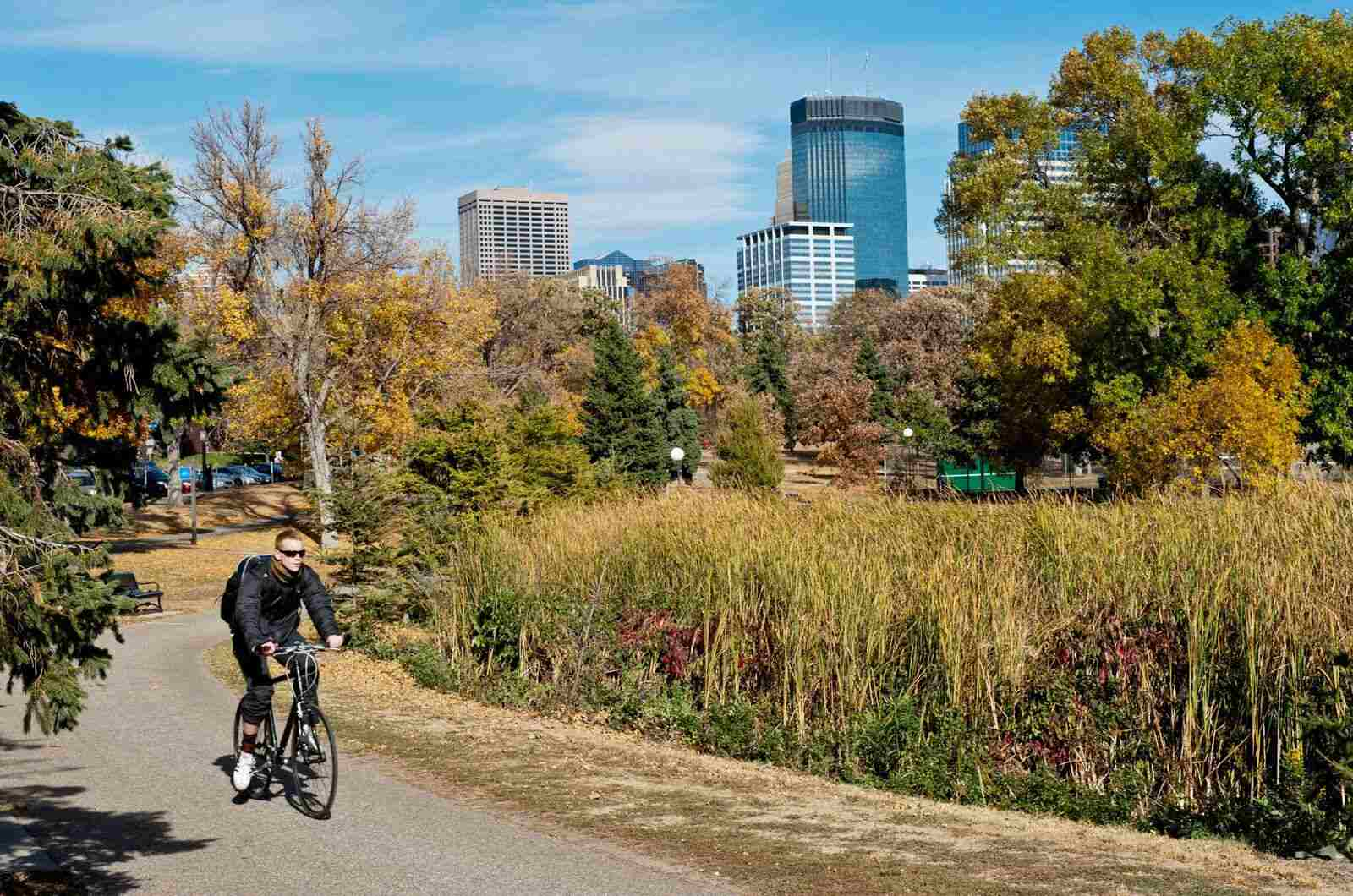 What to Do Near Loring Park in Minneapolis
