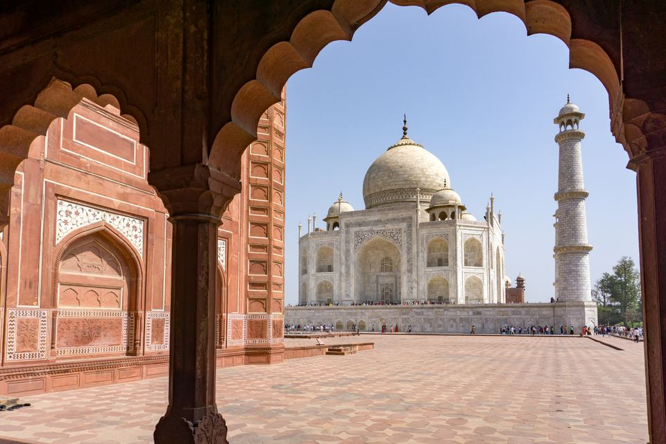 Image result for golden triangle india tour