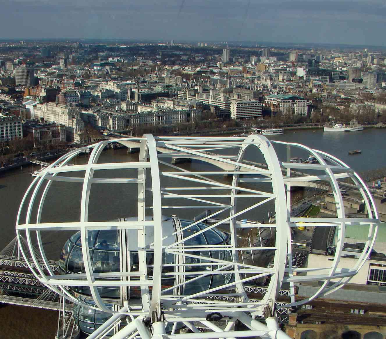 London Eye Top