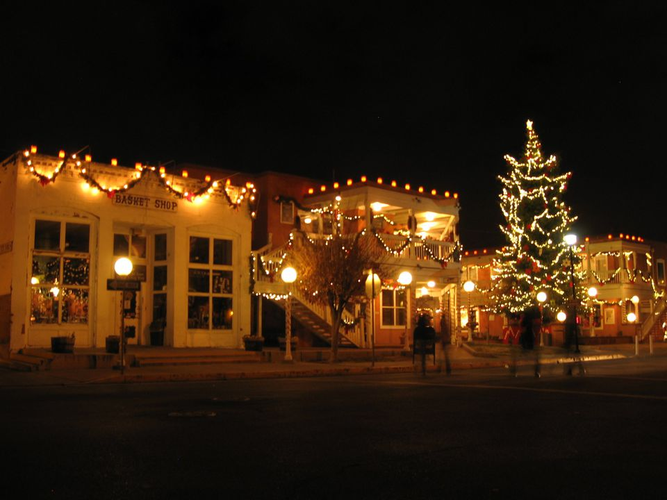 christmas in old town albuquerque