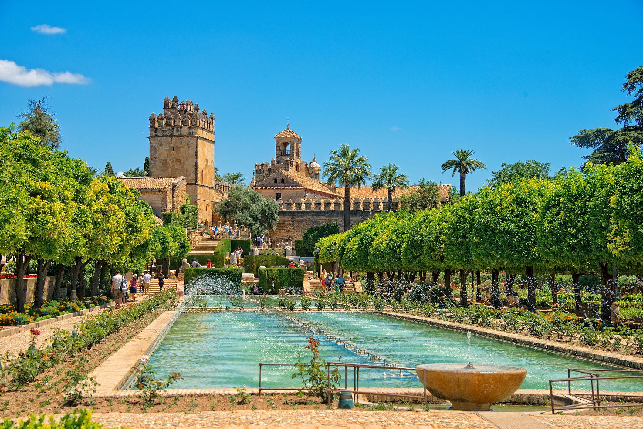 Alcázar de Córdoba, España