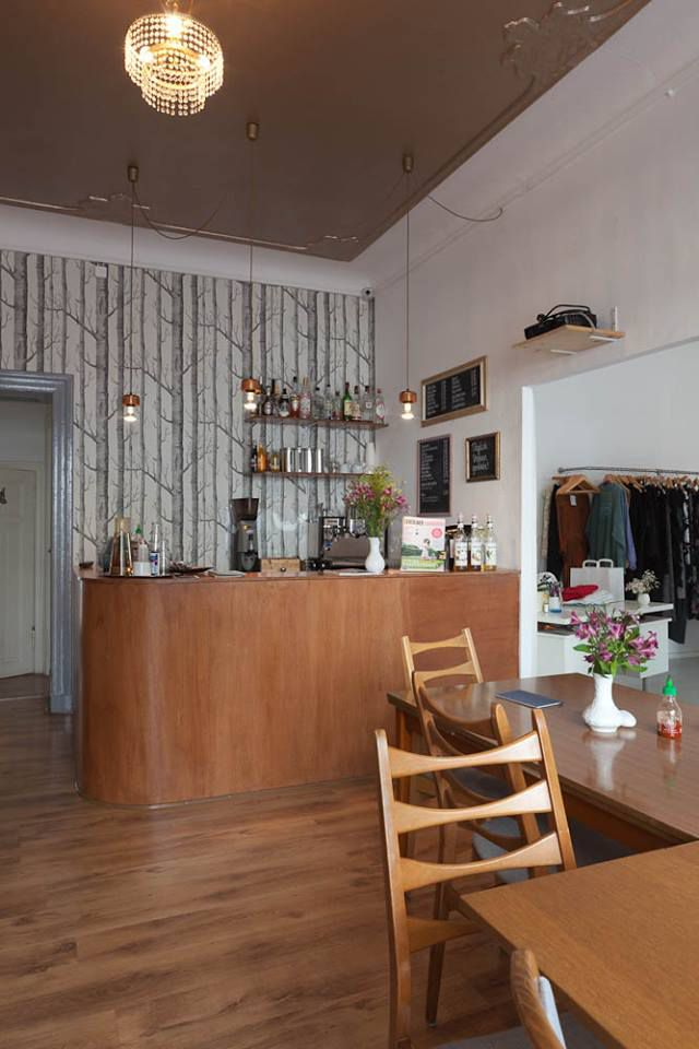 Sing Blackbird Vintage Shop in Berlin