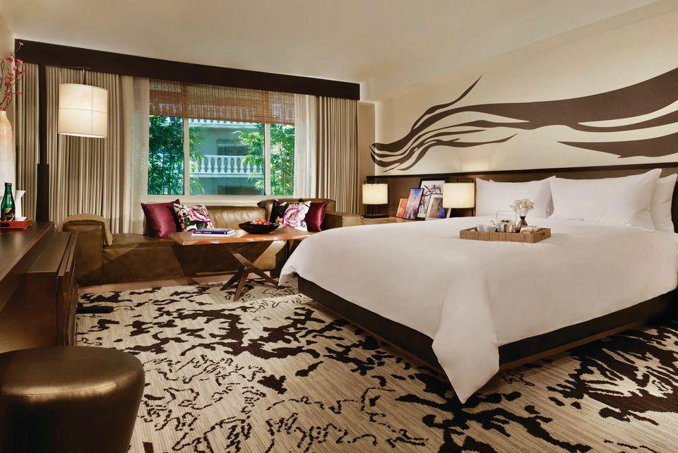 Room Service At Nobu