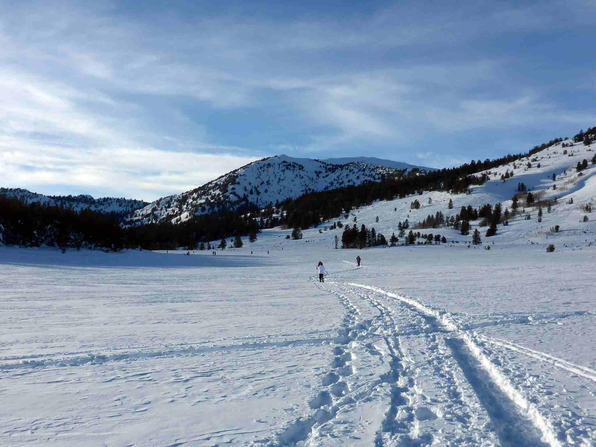 Tahoe Meadows esquí de fondo