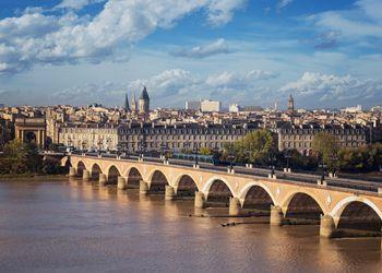 Bordeaux city
