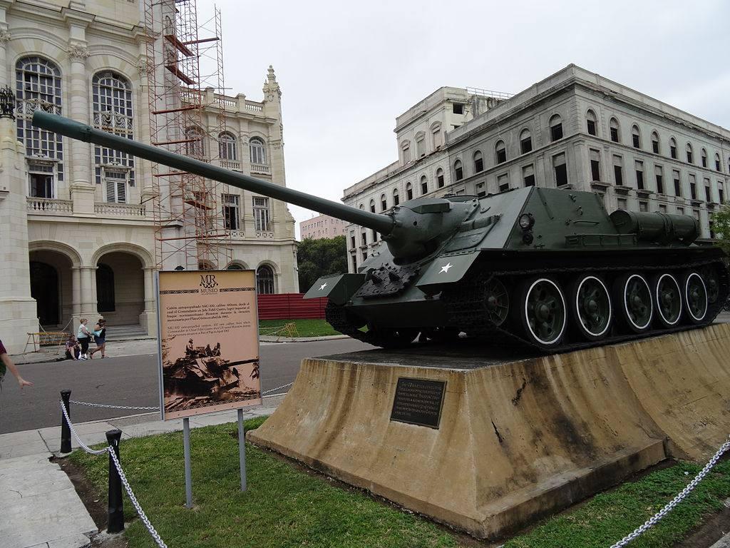 Museo de la Revolución in Havana