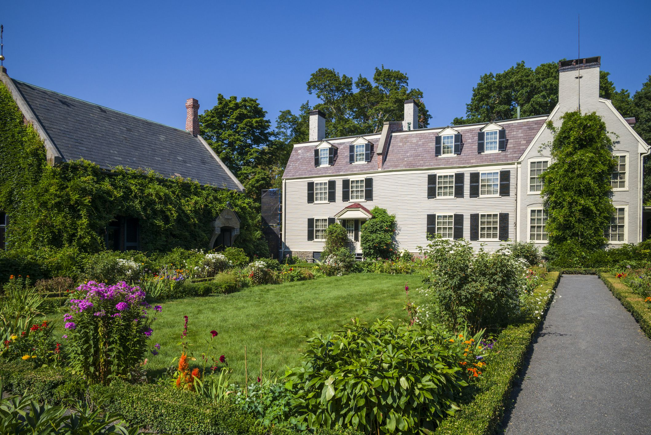 Adams National Historical Park in Quincy, Massachusetts