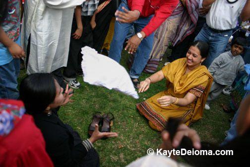 Bengali Picnic in Orange County