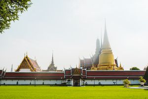 Exterior of the Grand Palace
