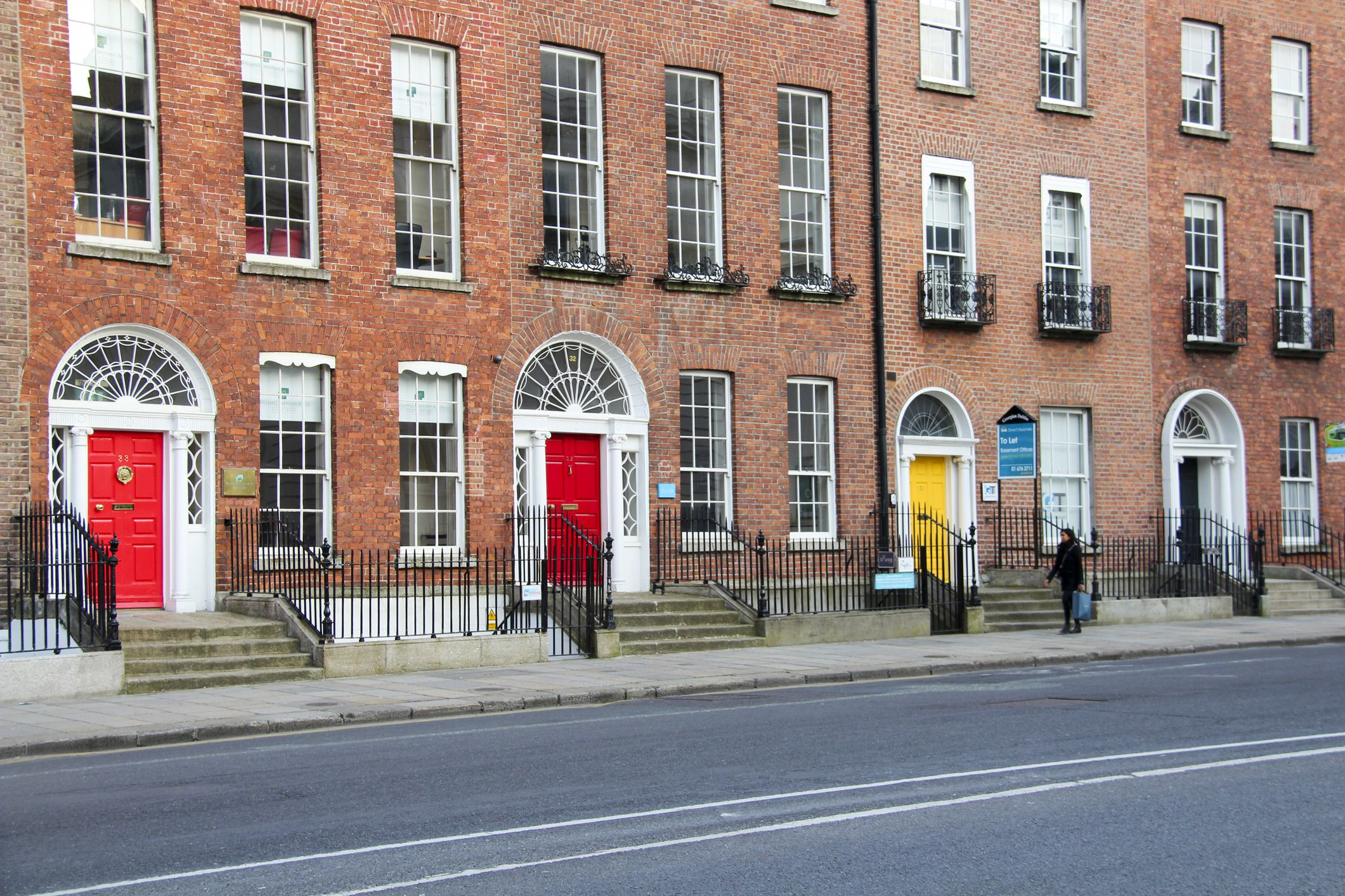 The Real Story Behind the Doors of Dublin