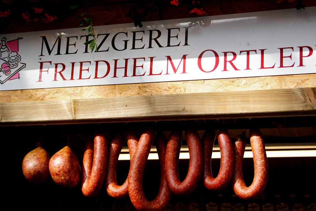 Wurstmarkt Ostheim