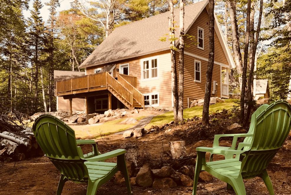 Carrabassett Valley Home