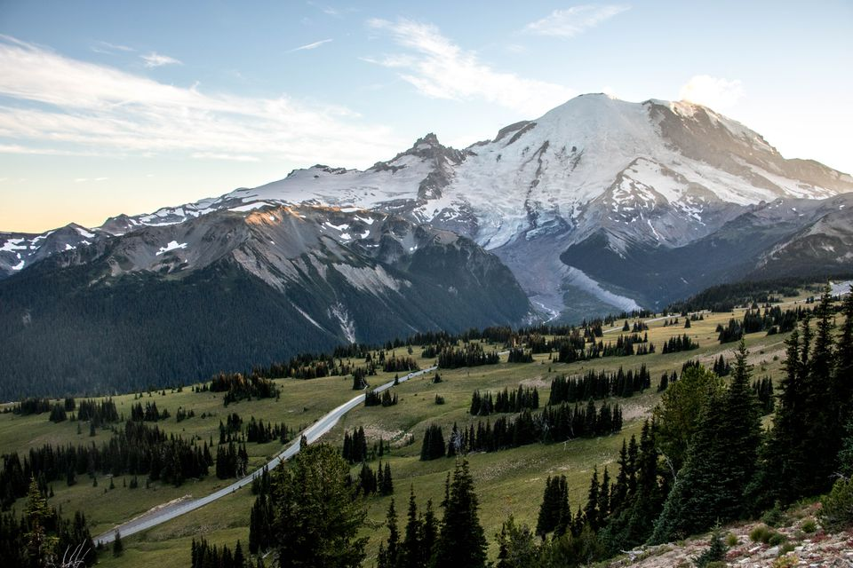 Mount Rainier National Park, Washington State