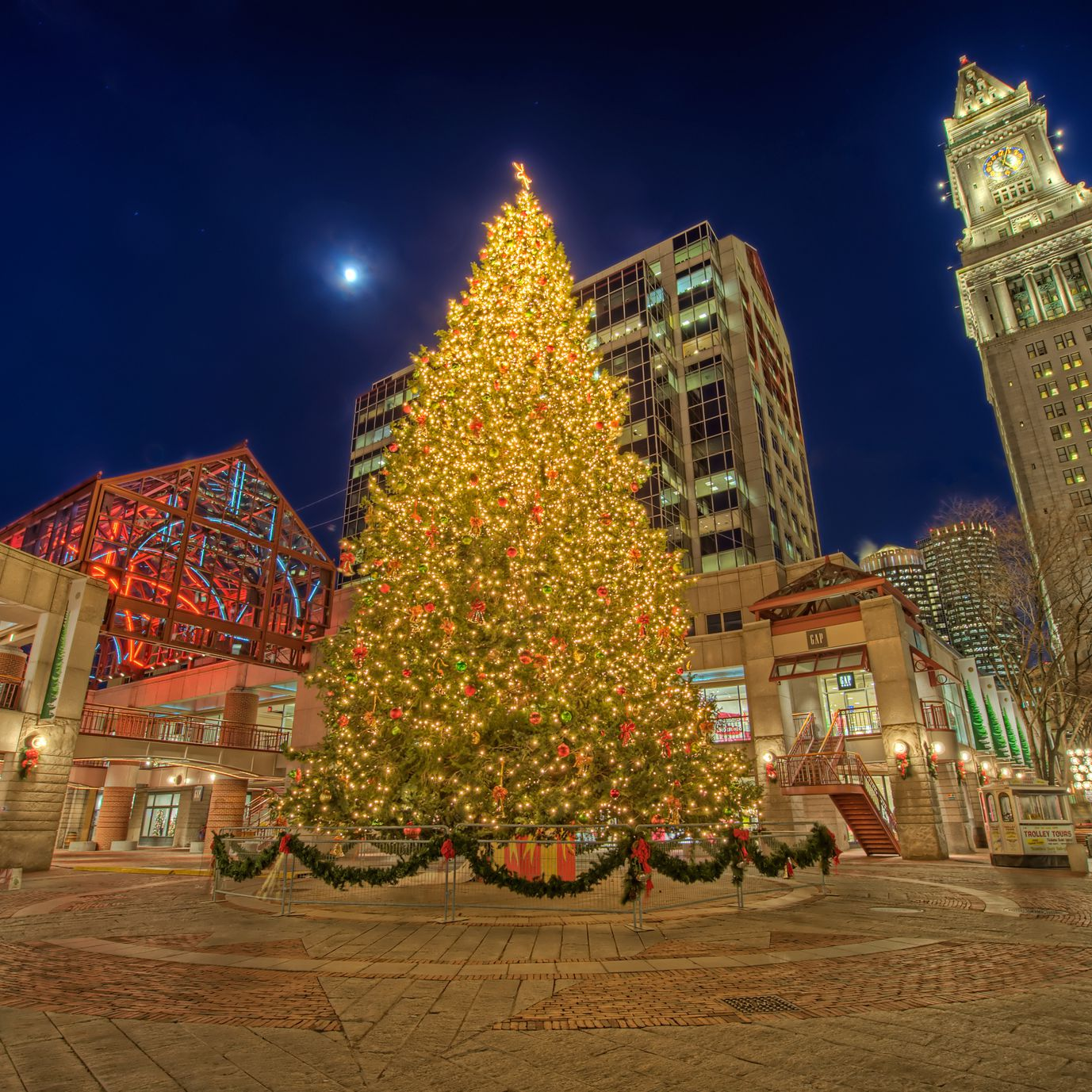 Guide To Christmas In Boston Festivals Events Things To Do
