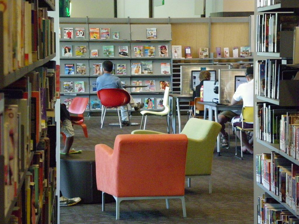 Biblioteca de Agave, Arizona