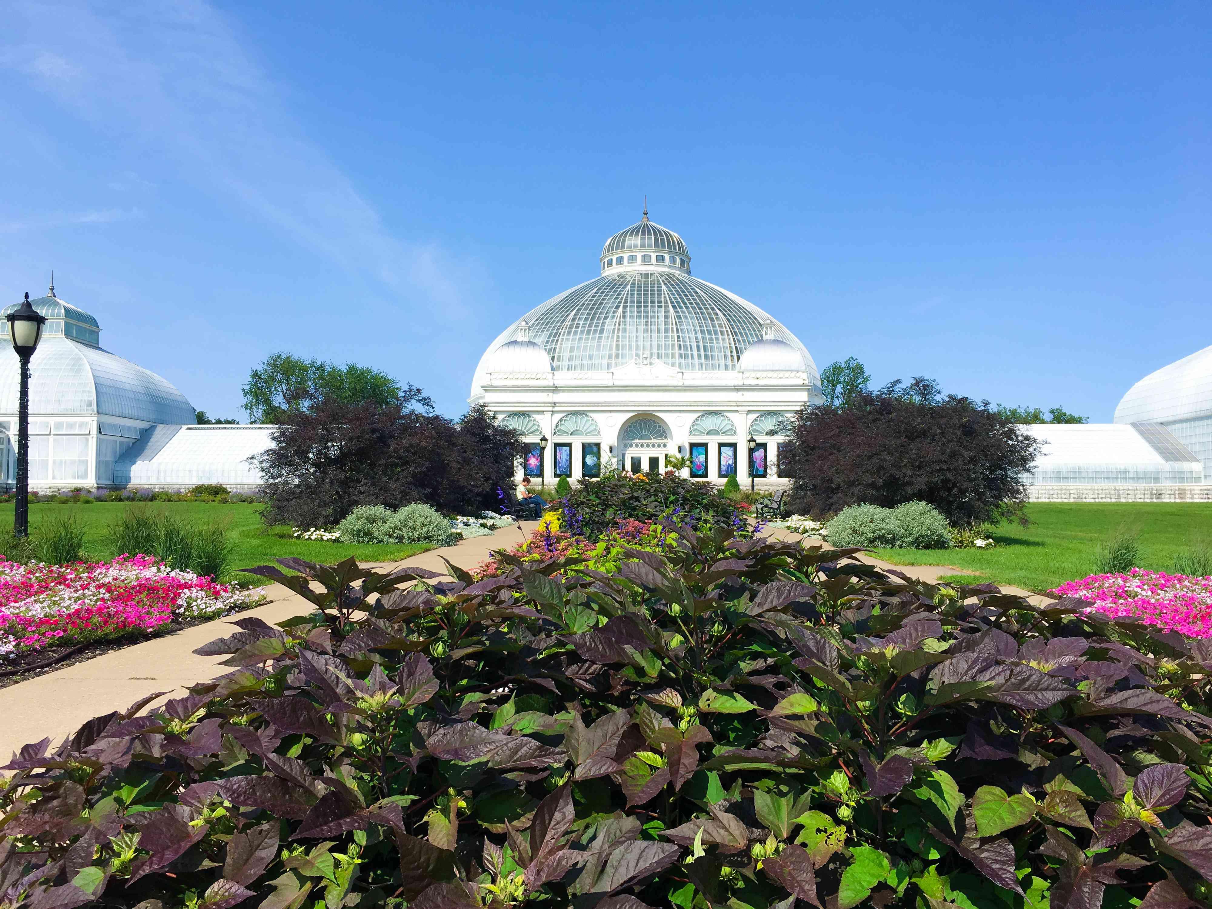 Buffalo and Erie County Botanical Garden