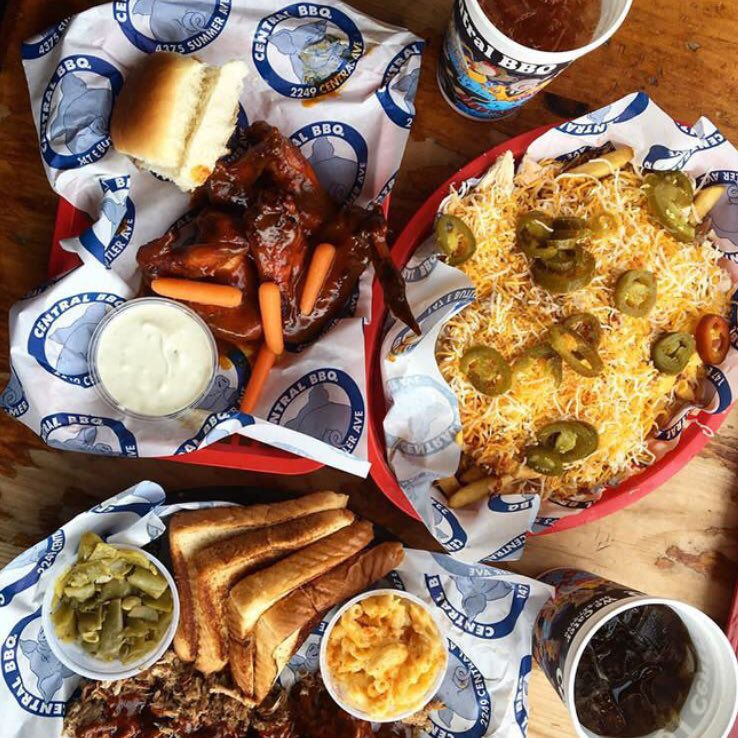 Where To Find The Best Barbecue In Memphis