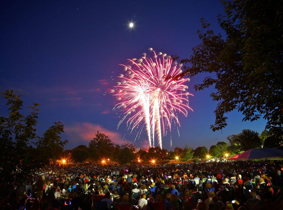 Frederick Fireworks