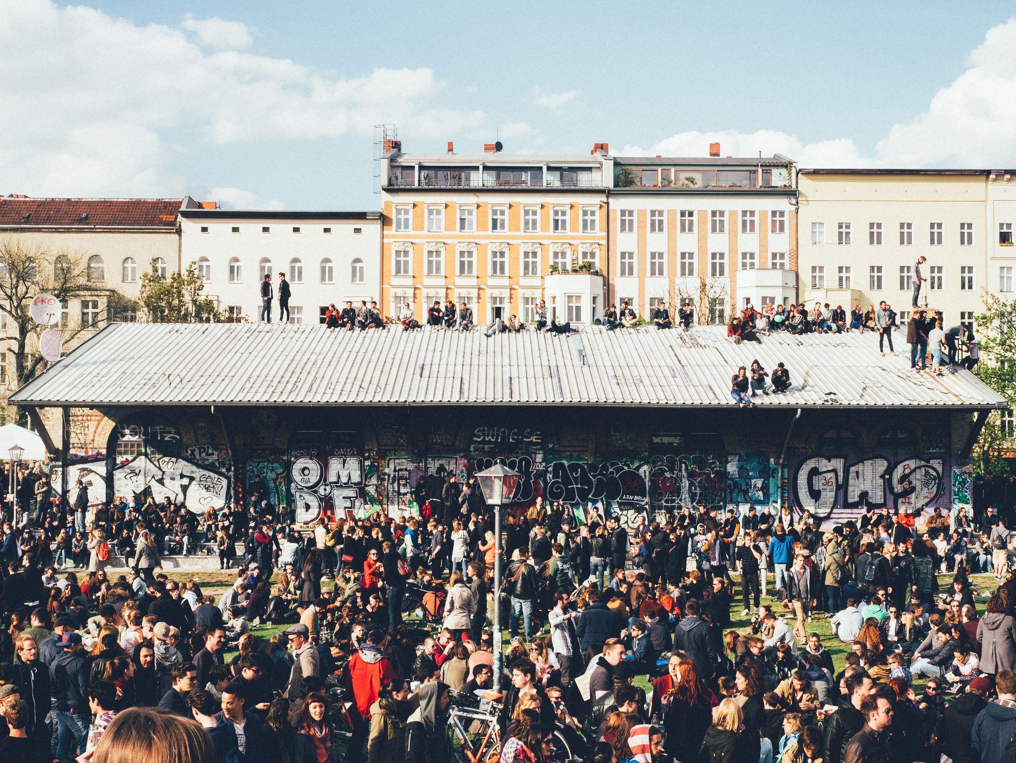 Berlin 1 May