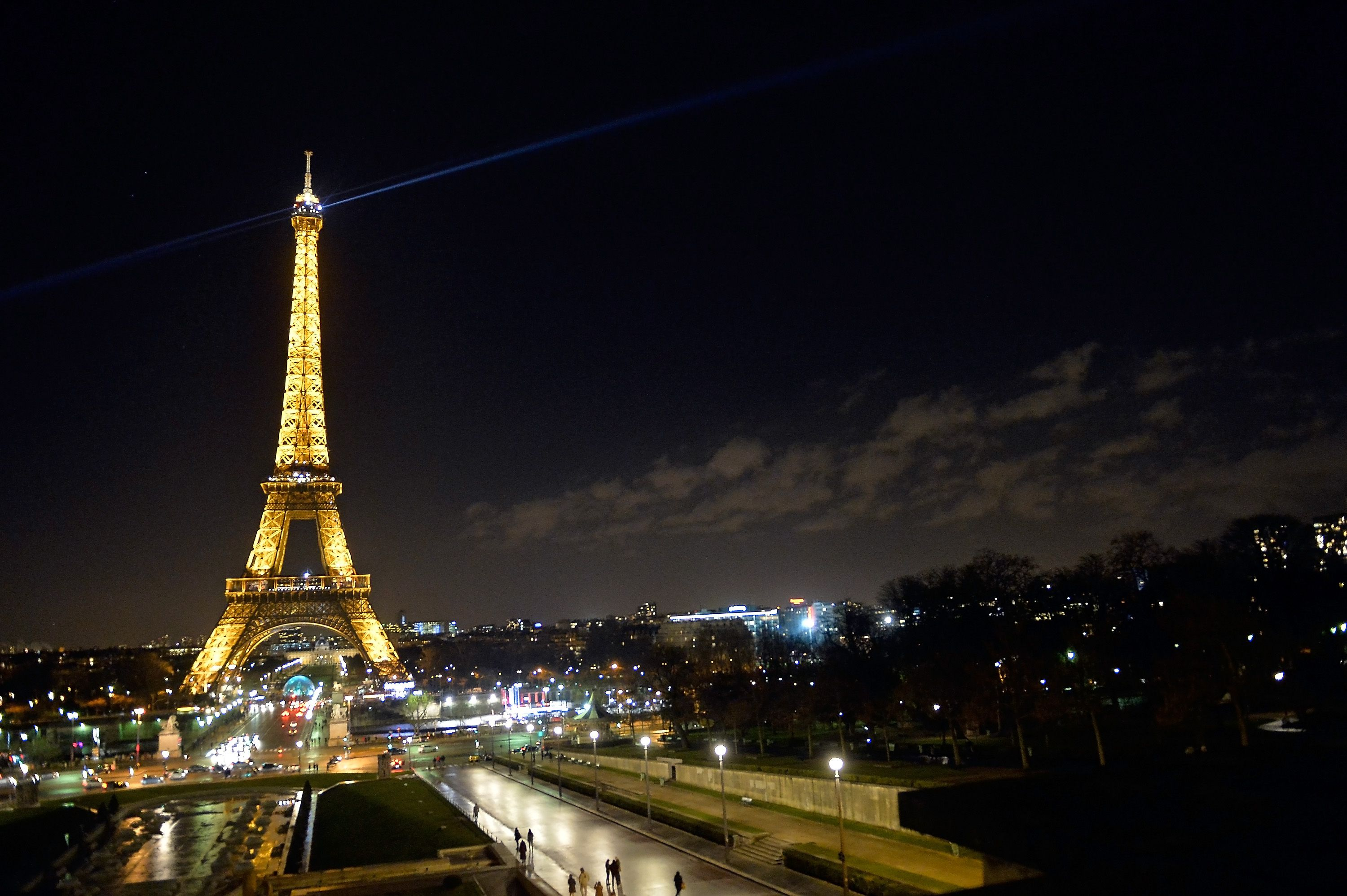 The Eiffel Tower Light Show A Complete Guide