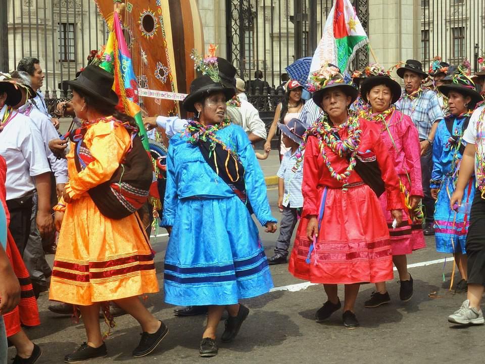 Peru Carnival Season (Carnaval)
