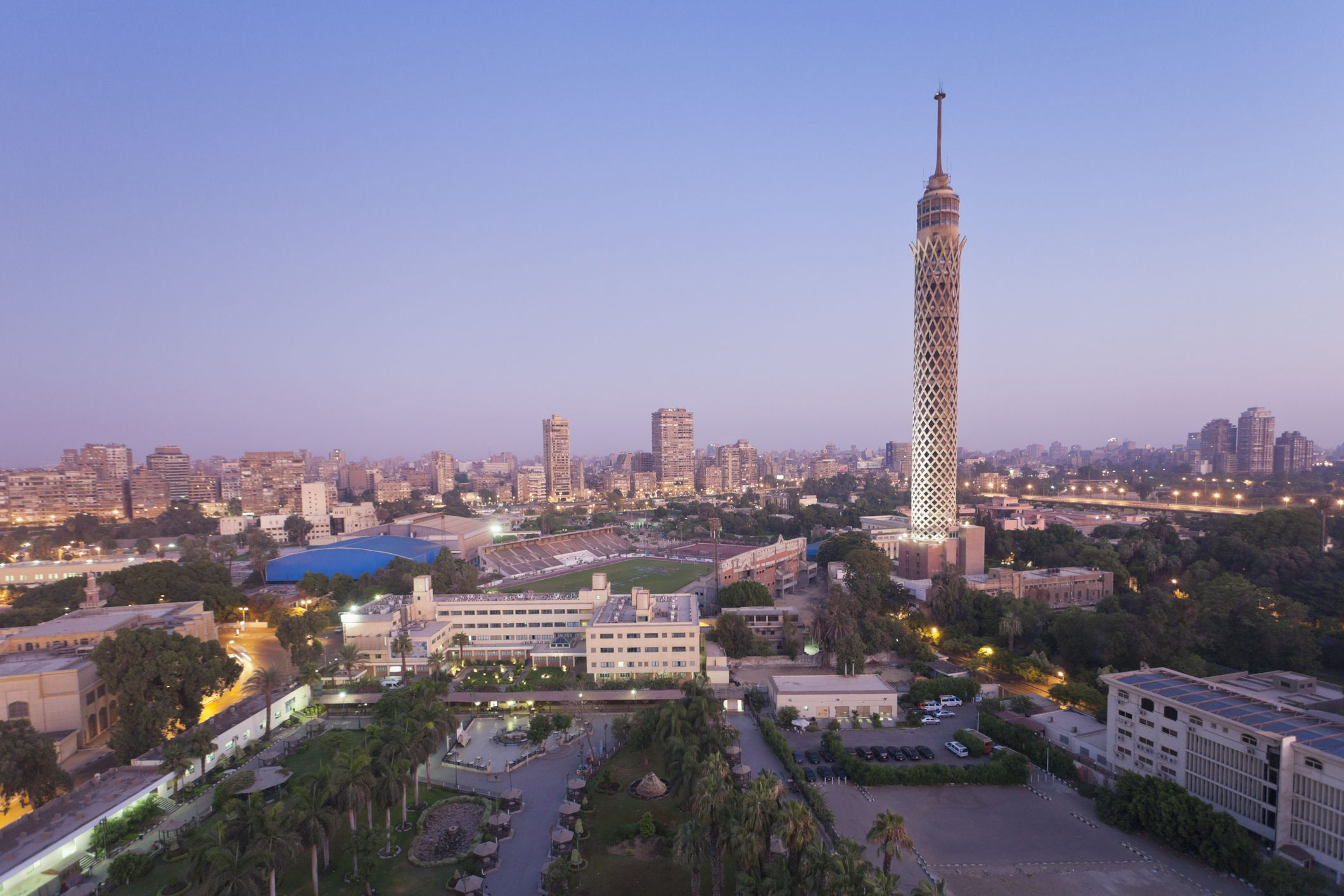Cruises To Europe >> Cairo Tower, Egypt: The Complete Guide