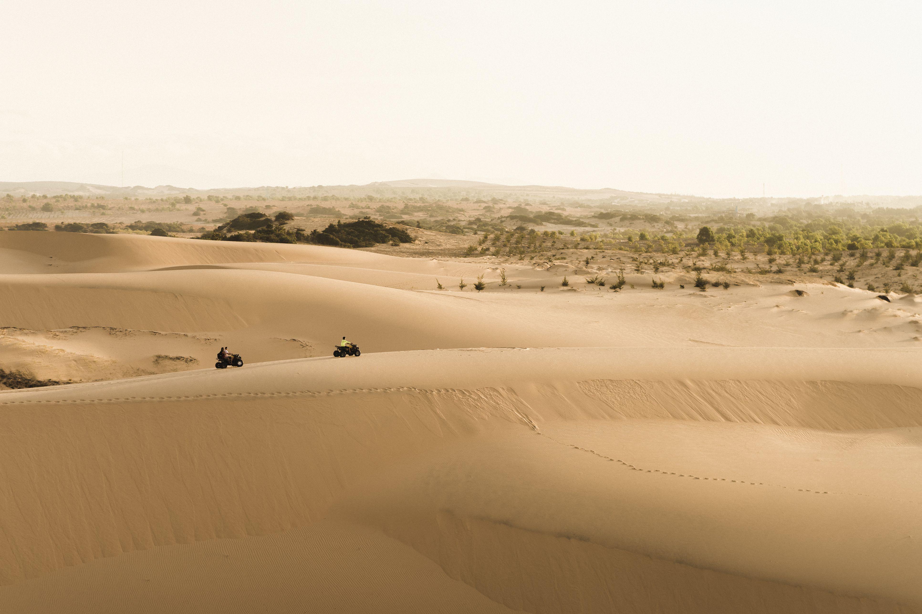 How To Get To The Mui Ne Sand Dunes