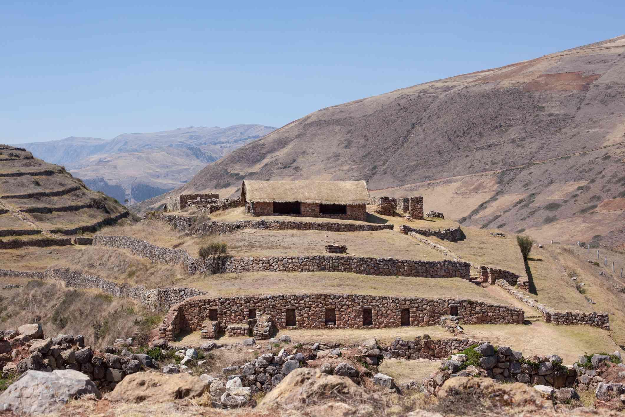 Sondor Archaeological Site in Andahuaylas