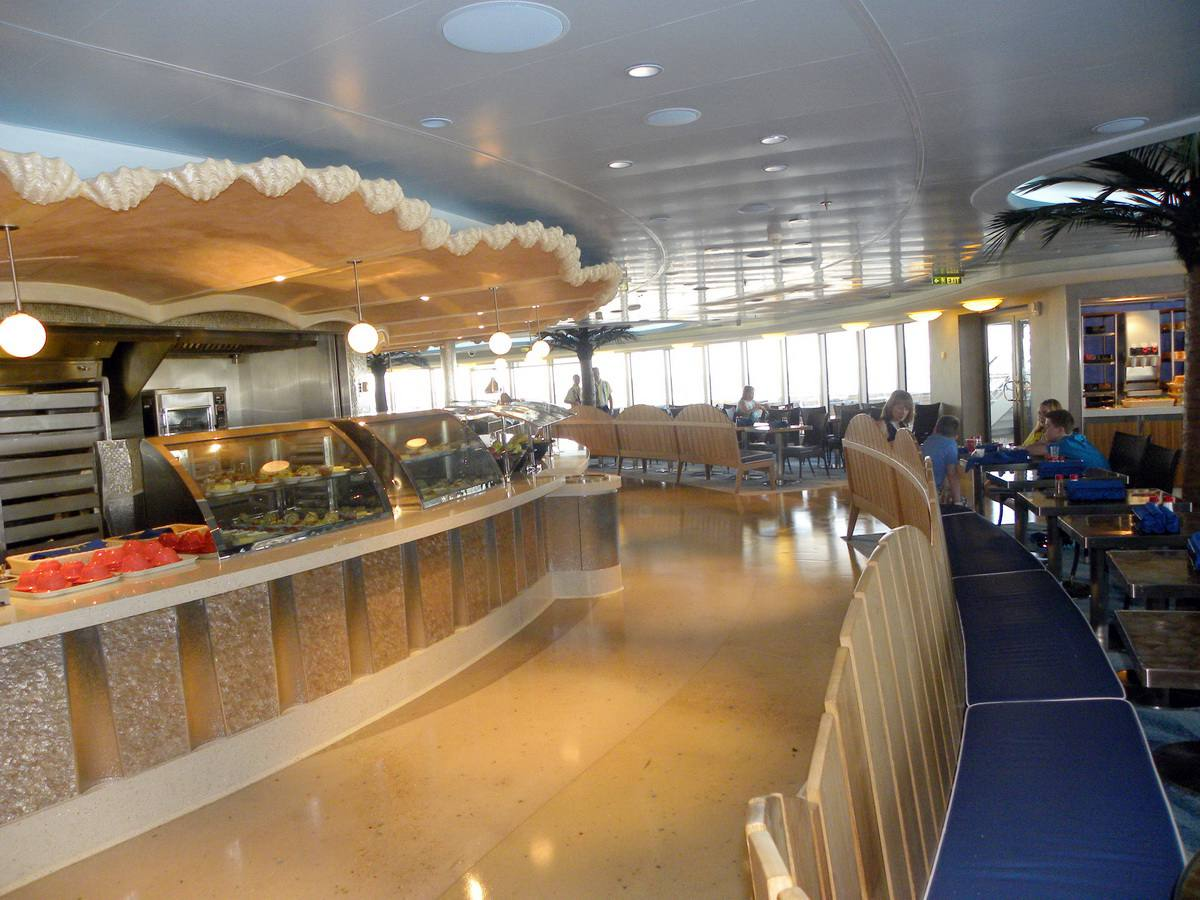 Dining Options On The Disney Dream Cruise Ship