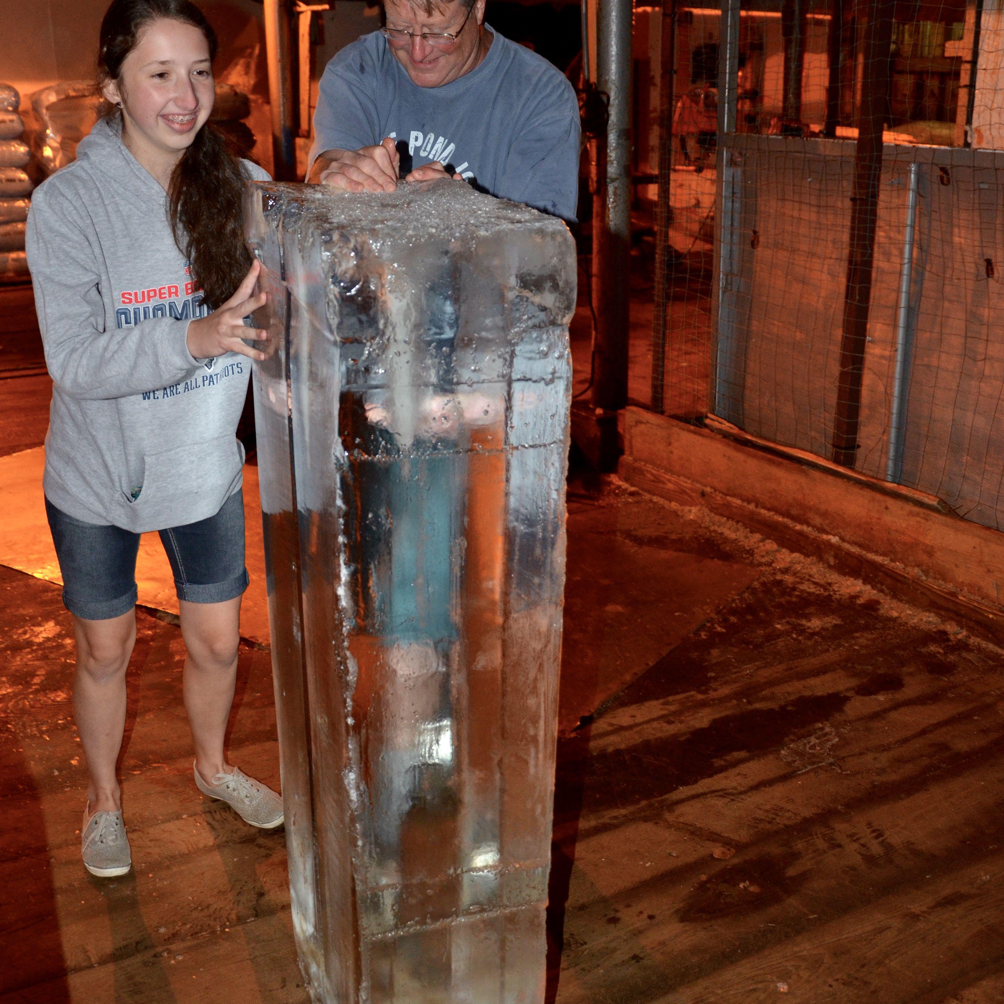 Tour Cape Pond Ice en Gloucester MA