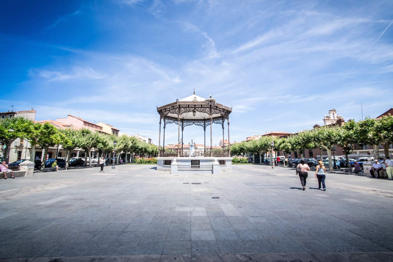 Plaza de Cervante, Alcalá de Henares