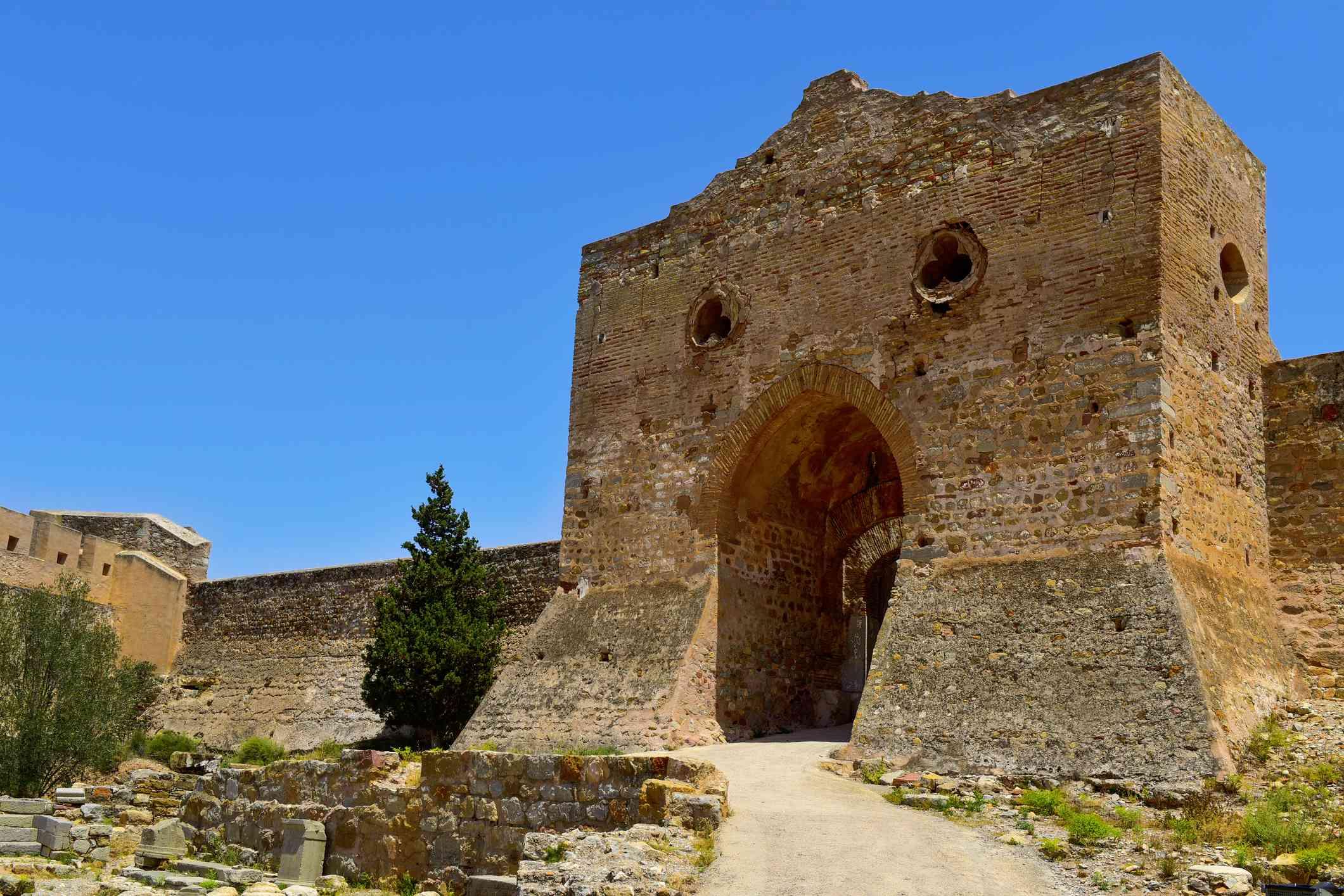 Citadel of Sagunto, Spain